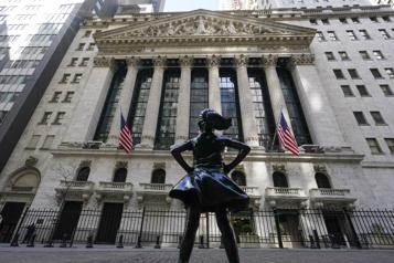 Wall Street Records pour le Dow Jones et le S&P 500)
