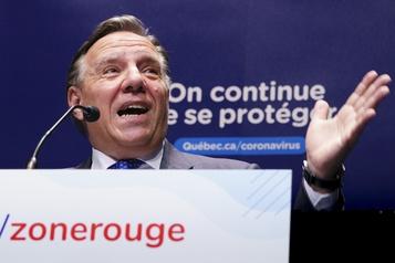 Application de traçage: Québec donne finalement le feu vert )
