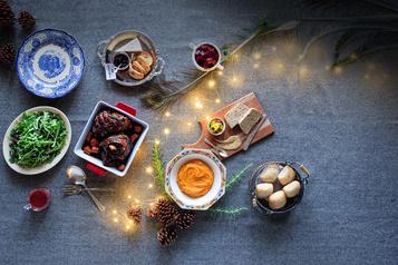 Noël extensible: un menu poursurvivre aux imprévus