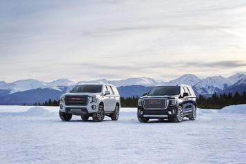 GMC présente son nouveau Yukon 2021