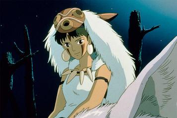 Les dessins animés de Hayao Miyazaki sur Netflix