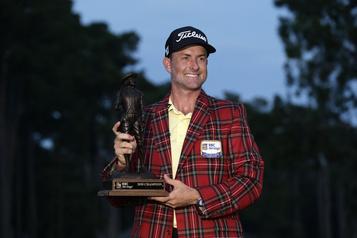 PGA: Webb Simpson gagne la Classique RBC)