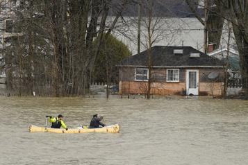 Le printemps pourrait être propice aux inondations