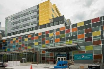 L'Hôpital de Montréal pour enfants veut devenir un établissement «intelligent»)