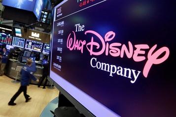 Le service Disney Plus lancé au Canada