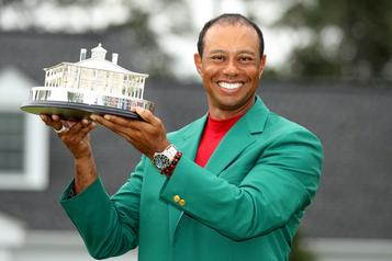 Le Championnat PGA, l'Omnium américain et le Tournoi des Maîtres décalés