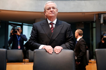 Dieselgate Entente sur un versement record de l'ex-patron de Volkswagen)