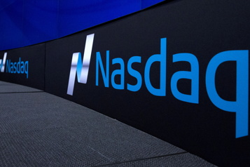 WallStreet Le DowJones chute, le NASDAQ limite ses pertes)