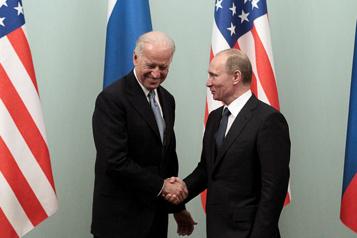 Poutine espère que Biden sera moins impulsif que Trump)