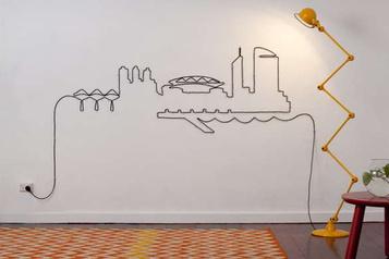 L'art de cacher câbles et fils