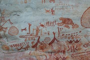 Colombie Les richesses préhistoriques del'Amazonie )
