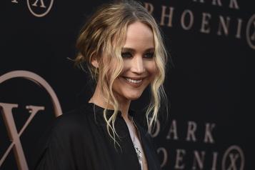 Jennifer Lawrence en vedette dans un film produit par Netflix