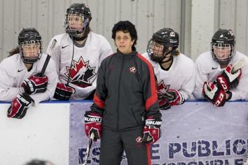 Maple Leafs de Toronto Le beau risque de Danielle Goyette)