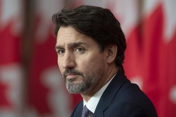 Élections partielles Trudeau minimise la perte d'appuis des libéraux)