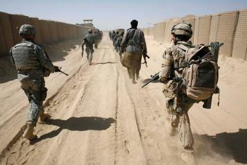 Afghanistan Les États-Unis se retirent d'une des plus importantes bases)