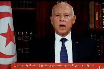 Tunisie Le président s'octroie le pouvoir exécutif)
