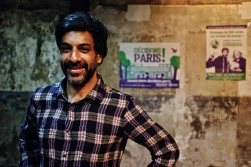 Une ex-star dusoccer brigue lamairie de Paris