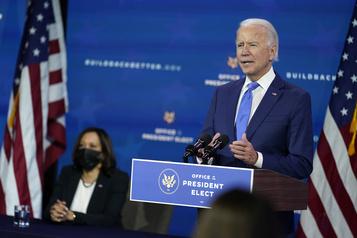Nucléaire iranien Biden veut rejoindre l'accord avant toute nouvelle négociation)