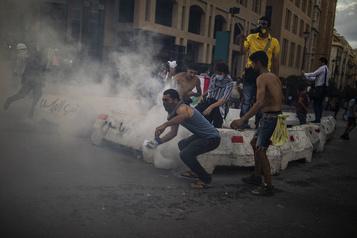La Presse au Liban: «Notre génération n'estpas une générationde guerre»)