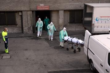 L'Espagne dépasse les 4000 morts du coronavirus