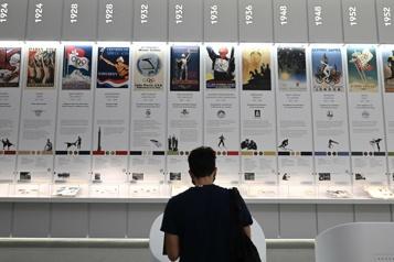 Le musée olympique d'Athènes, «un voyage» dans l'histoire des JO)