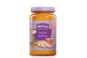 Des insectes dans des pots pour bébé de Heinz