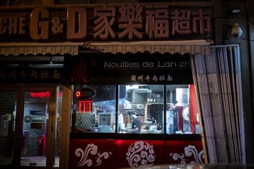 Un appel à la solidarité envers leQuartier chinois de Montréal)