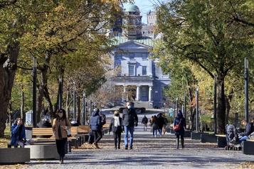 L'Université McGill veut voir plus d'étudiants sur son campus cet hiver)