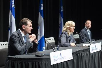 Municipalités et transport collectif Québec et Ottawa octroient 2,3milliards aux municipalités)