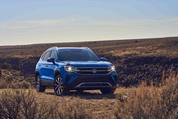 Volkswagen  Avec le Taos, Volkswagen chercher à rattraper le temps perdu)