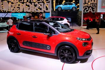 Citroën lance un mini-VUS)
