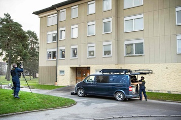 Suède Une mère soupçonnée d'avoir enfermé son fils pendant près de 30 ans)