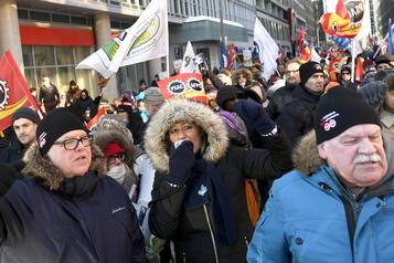 Mandat de grève: 90 000 fonctionnaires fédéraux appelés à voter