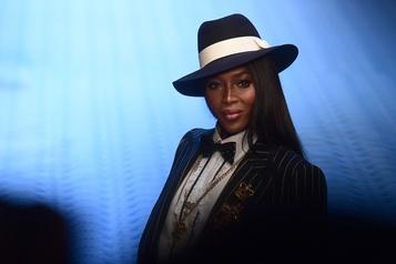 Naomi Campbell appelle à l'inclusion dans le milieu de la mode)