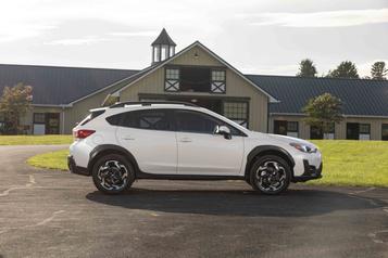 Banc d'essai  Subaru Crosstrek2021: marginalité raffinée)