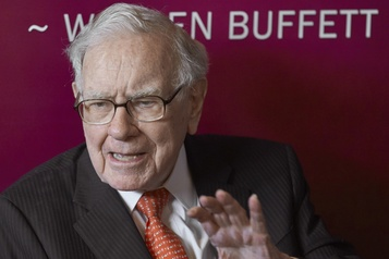 Berkshire Hathaway rachète plus de 5 milliards de dollars d'actions)