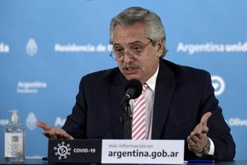 COVID-19 L'Argentine collecte 2,8milliards via un impôt spécial sur la fortune)