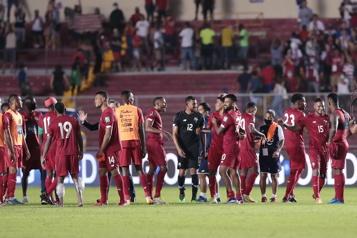 Qualifications pour la Coupe du monde de Soccer Le Panama sanctionné pour des chants homophobes en tribunes