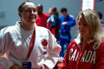 Judo Canada Jorgensen et Gagné terminent cinquièmes au Grand Prix de Warwick)