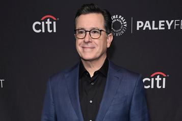 Stephen Colbert à la barre du Late Show pour au moins quatre saisons
