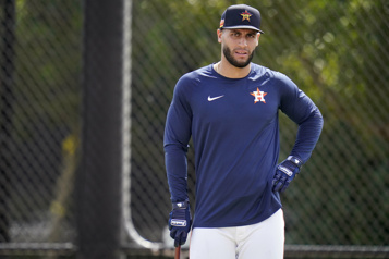 Astros de Houston Le Québécois Abraham Toro envoyé au site d'entra?nement alternatif)