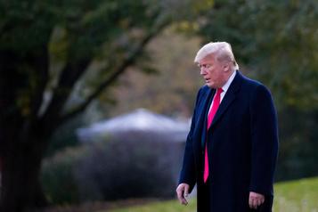 Trump promet de publier ses impôts «avant l'élection»