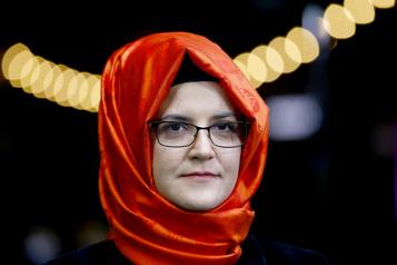 Il faut «punir» le prince saoudien, dit la fiancée de Khashoggi)