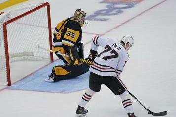 Les Penguins battent aisément les Blackhawks5-2