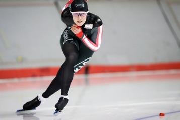 Irvine et La Rue champions canadiens de patinage de vitesse sur longue piste