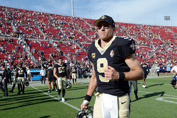 Sans Drew Brees, les Saints ne peuvent se venger