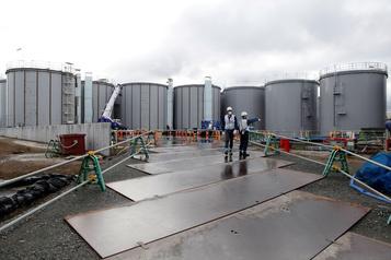 Catastrophe de la centrale de Fukushima Le Japon va officialiser sa décision de rejeter à la mer de l'eau )