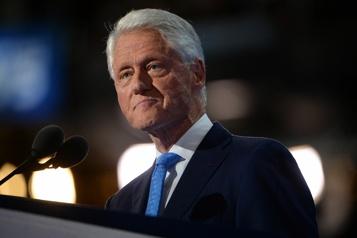 Bill Clinton hospitalisé pour guérir une infection