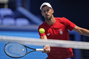 Novak Djokovic ne participera pas à l'Omnium Banque Nationale de Toronto)