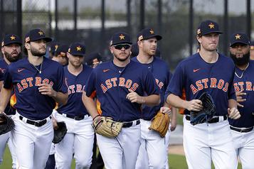 Signaux volés: des lanceurs vont se faire justice, dit le gérant des Astros
